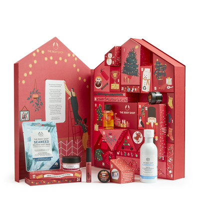 The Body Shop Make It Real Together Big Advent Calendar