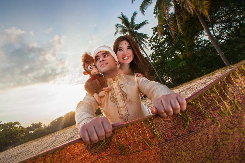 Aladdin wedding 6