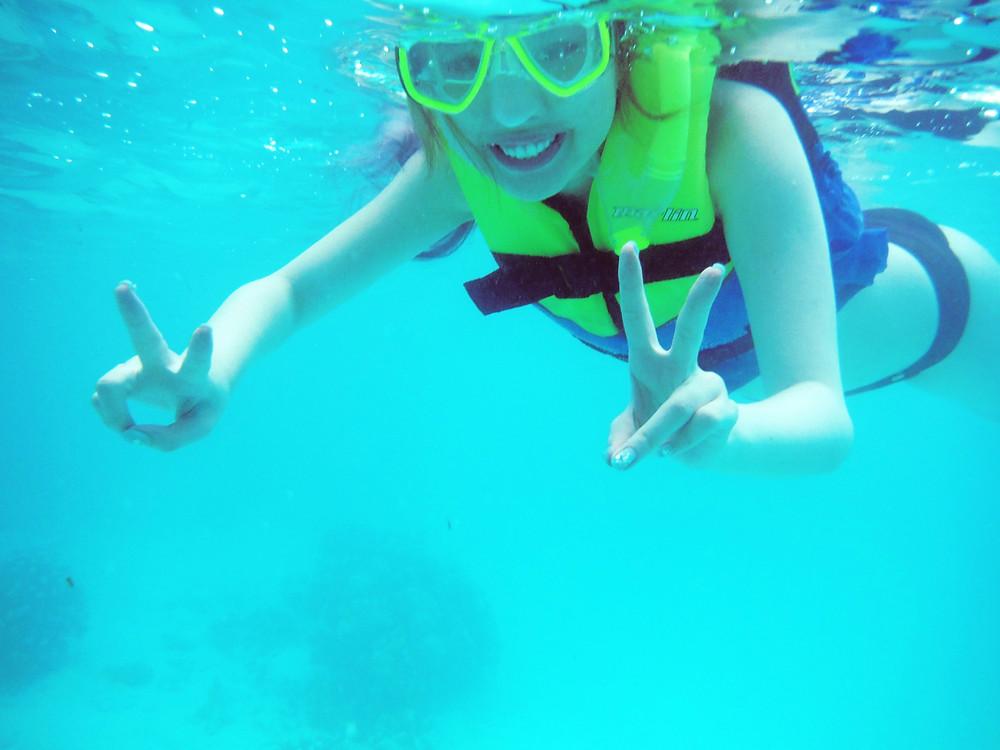 Shangri-La's Villingili Resort and Spa, Maldives Snorkeling