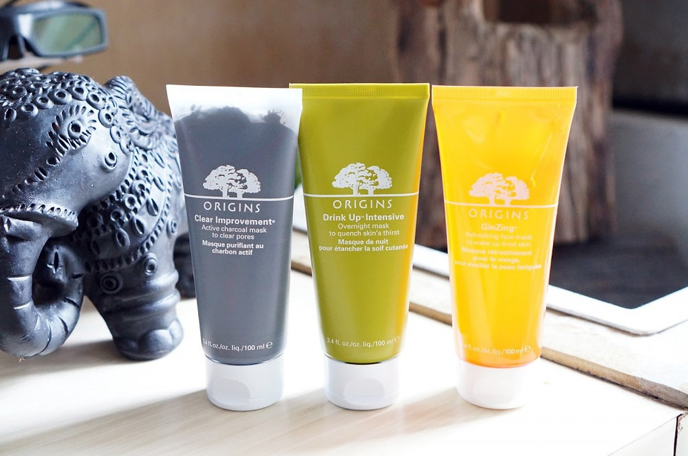 Origins Face Masks