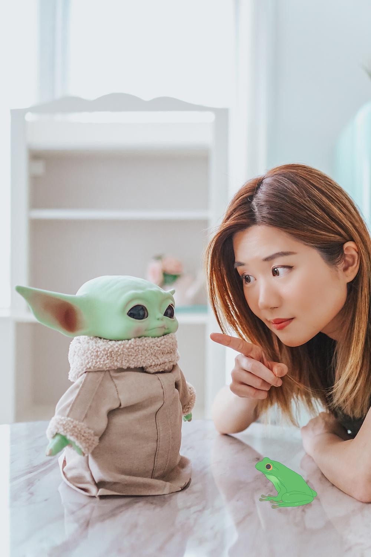 Grogu Baby Yoda The Child Star Wars Disney Singapore Blog
