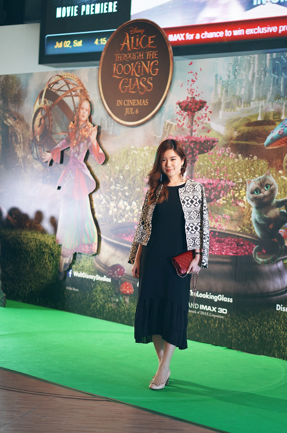 Alice Through The Looking Glass Singapore 30