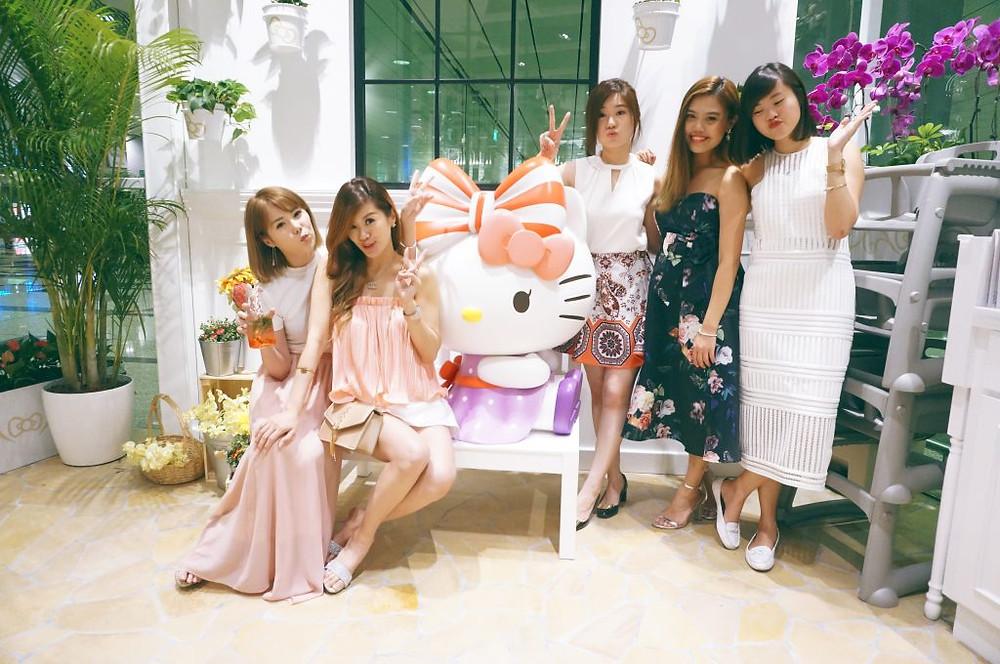 Hello Kitty Cafe Singapore 6