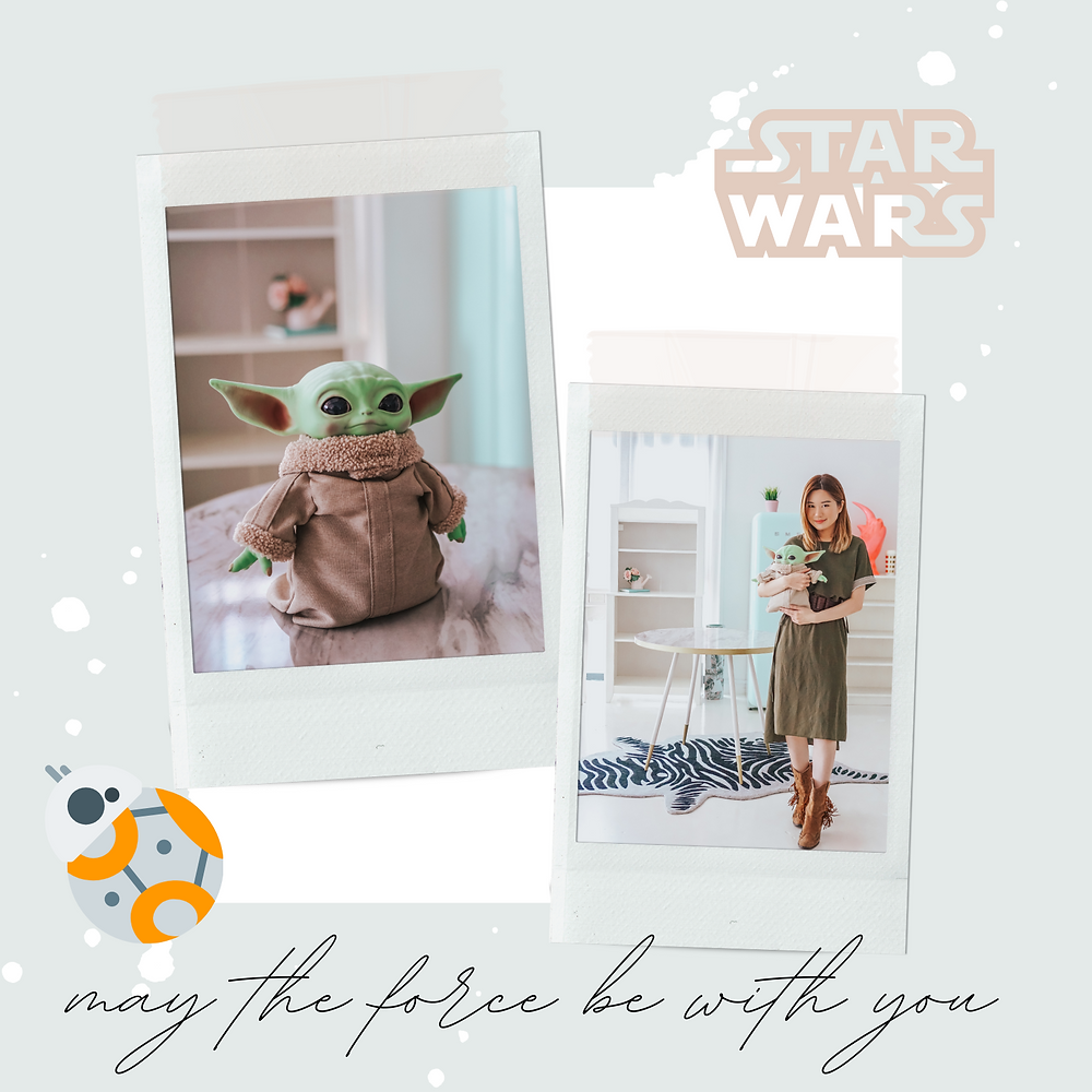 May The Force Be with You Mandalorian Singapore Disney Blog