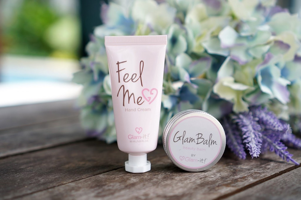 Glam It Hand Cream and Universal BB Balm Review