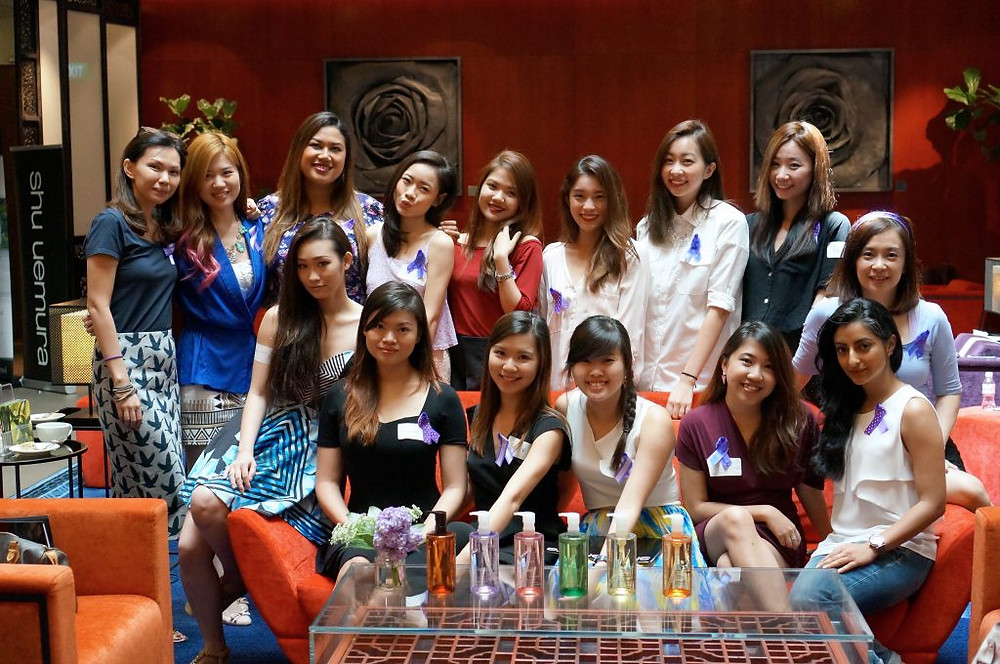 Clozette Singapore bloggers