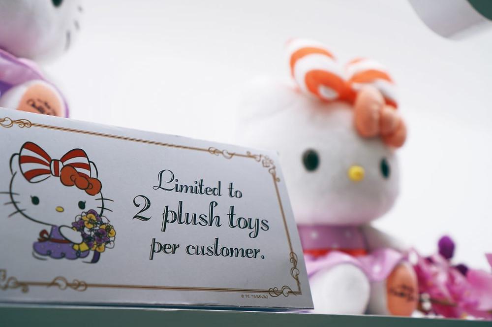 Hello Kitty Cafe Singapore 10