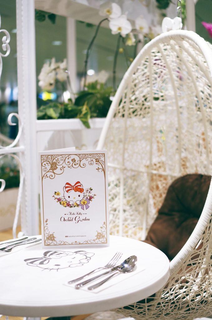 Hello Kitty Orchid Garden 2