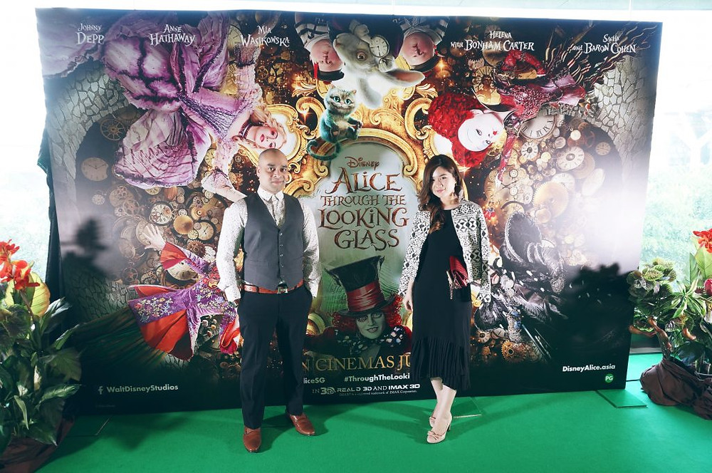 Alice Through The Looking Glass Singapore