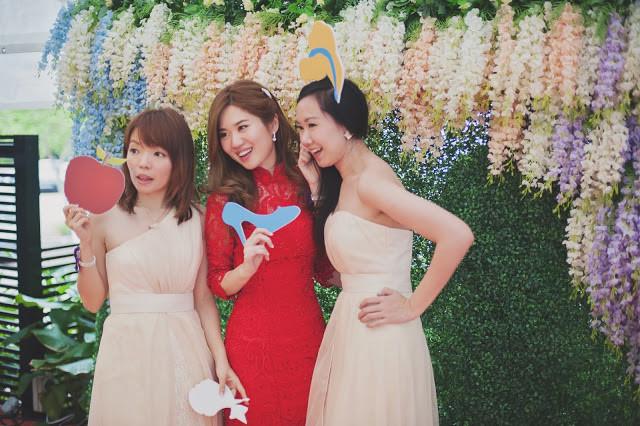 Disney Wedding Singapore