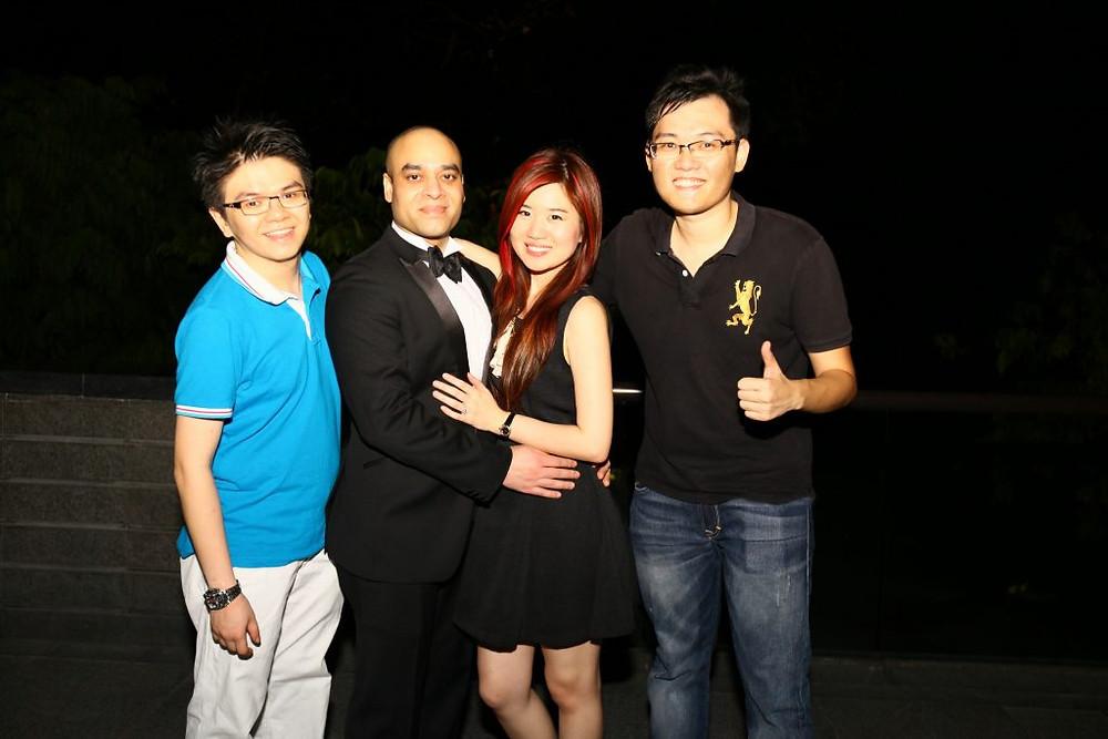Honeyz Cube Team