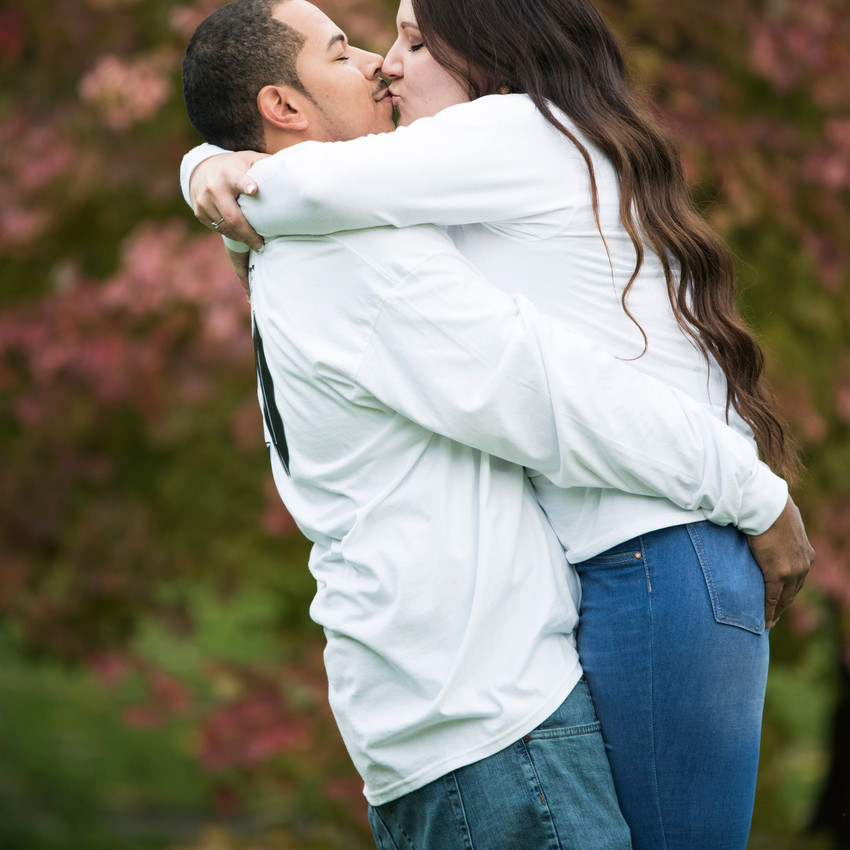 Engagement Photography With A & A