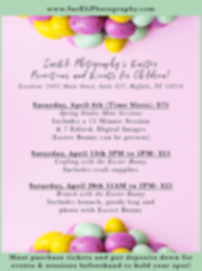 Easter Events for Children in Buffalo NY