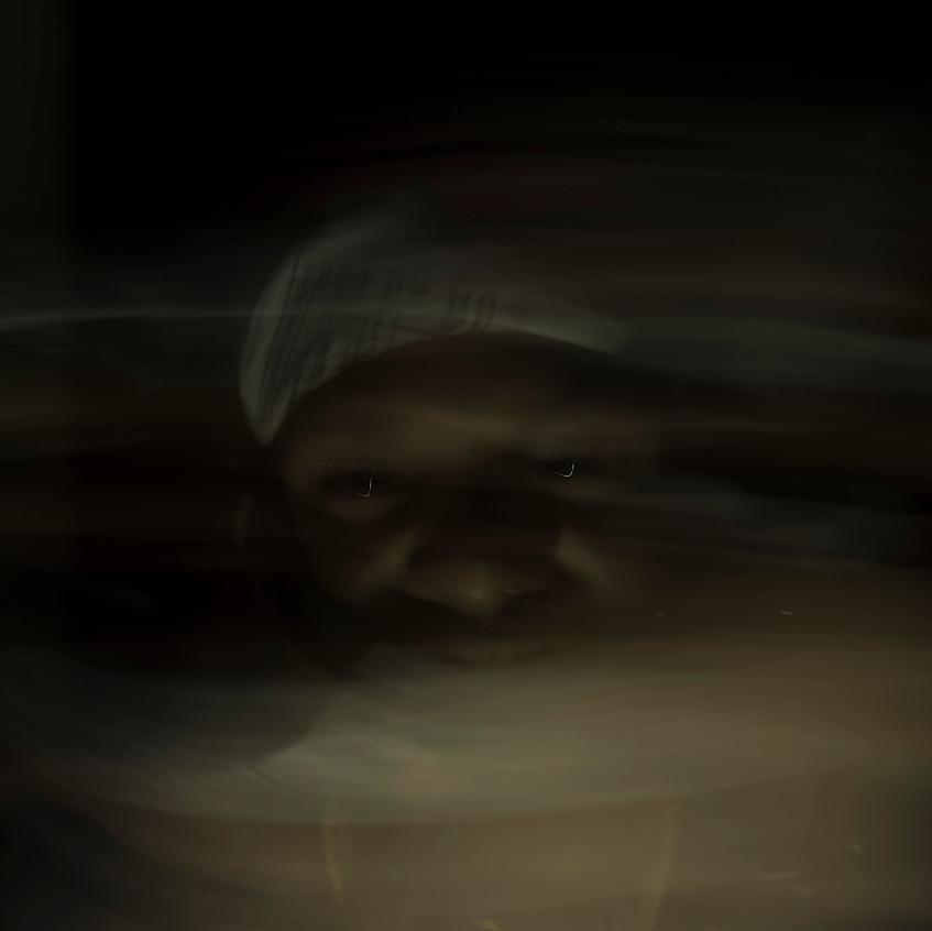 Long Exposure Portrait