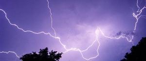 Handling Thunder and Lightning Storms