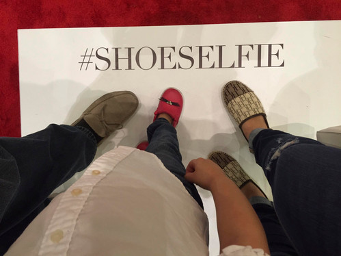 #ShoeSelfie