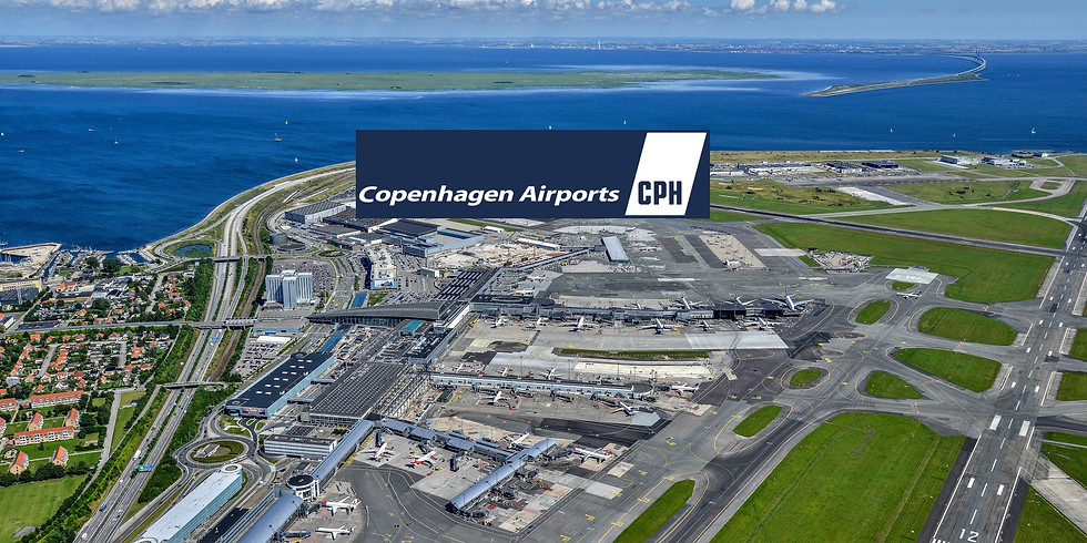 18/3, 2020, Malmö: Health and Safety management at the Copenhagen Airport