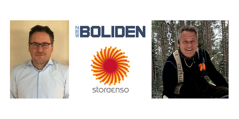 Boliden on Safety Culture & Stora Enso on Safety and Digitalization!