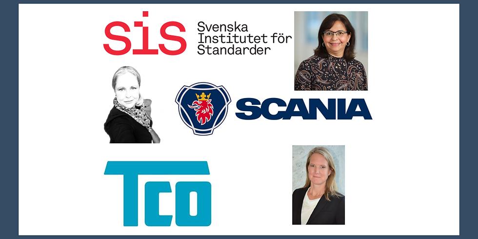 SiS, Scania och TCO om ISO 45003:2021 (Hälsa och säkerhet på arbetet – Vägledning för hantering av psykosociala risker)