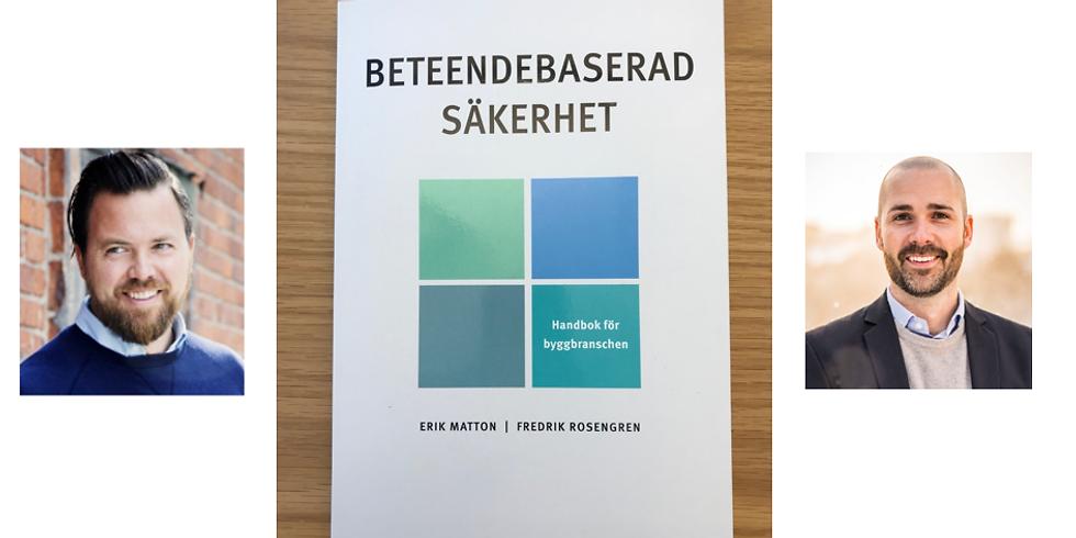 1/11, Stockholm: Ny handbok i beteendebaserad säkerhet