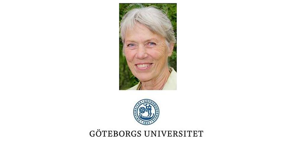 14/9, Göteborg: Marianne Törner om sin säkerhetskulturforskning