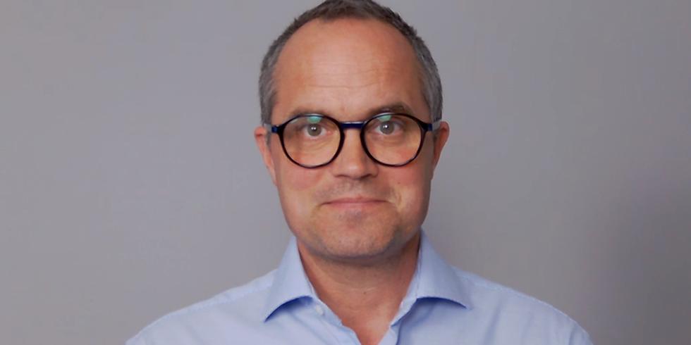 Säkerhet, hälsa och ökad konkurrenskraft med Mikael Rehnberg