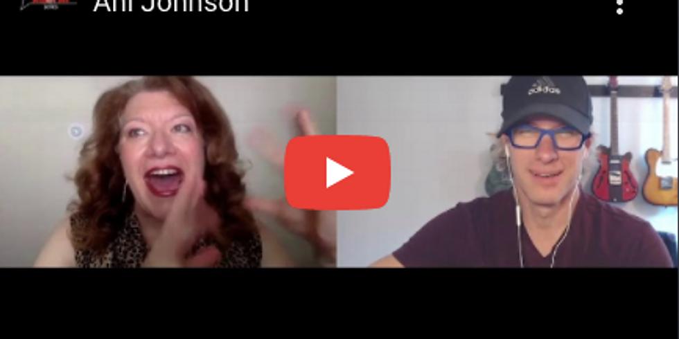 Chad Bourquin, Founder, Dream Big Series Interviews Ani Johnson, Founder, MonoMyth Media