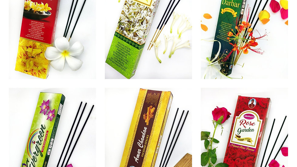 Agarbatti/Incense Bundle