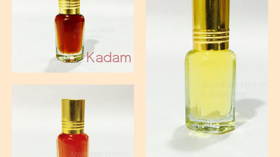 Rose, Kesar & Kadam Attar Bundle