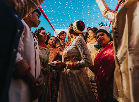 Avani Mitul's Wedding Story