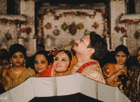 Samiksha + Rajat Wedding Day