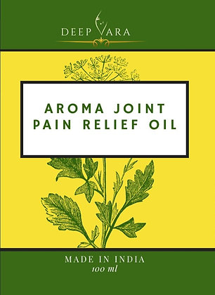 Aroma Joint Pain Relief Oil