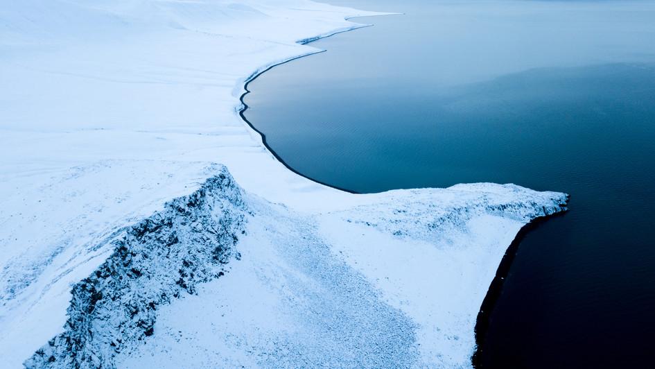 Svalbard Coastline