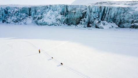 The Paula Glacier