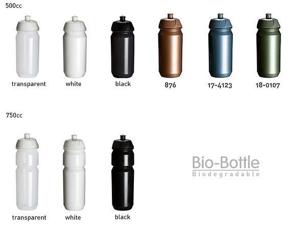 Bidón biodegradable Tacx personalizable con logo o marca