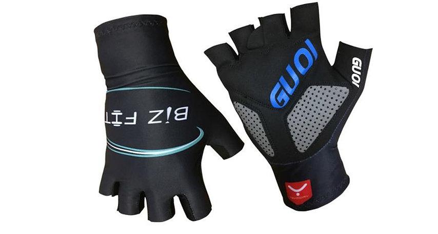 Guante de ciclismo personalizable para equipos y peñas