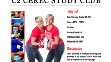 C2 Cerec Study Club Thur. 10/22/2015