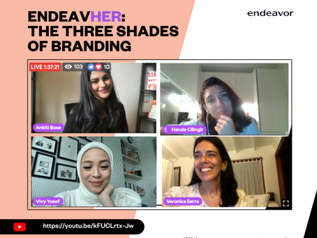 EndeavHER: The Three Shades Of Branding