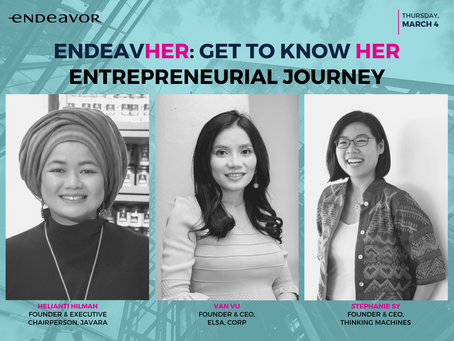 EndeavHER: Get To Know HER Entrepreneurial Journey
