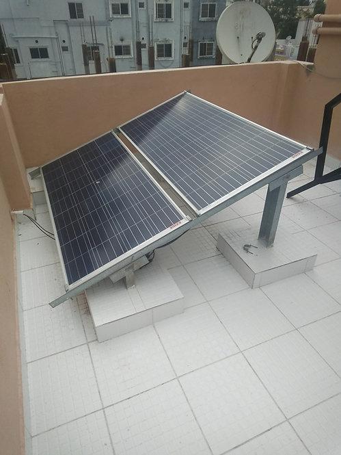 300 WATTS 12 VOLT SOLAR OFFGRID SYSTEM