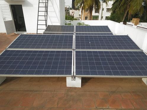 1600 WATTS 24 VOLT SOLAR OFFGRID SYSTEM