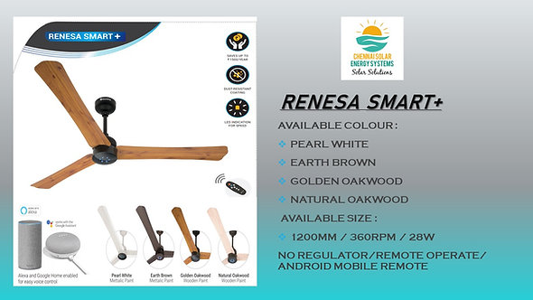 RENESA SMART+ Oakwood