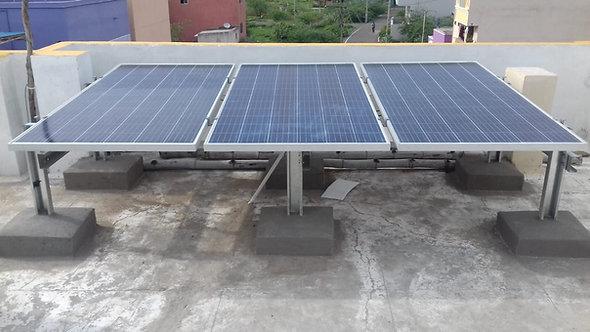 960 WATTS  24 VOLT SOLAR OFFGRID SYSTEM