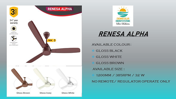 RENESA ALPHA