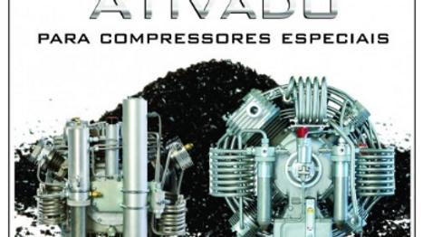 CARVÃO ATIVADO - 1 LITRO