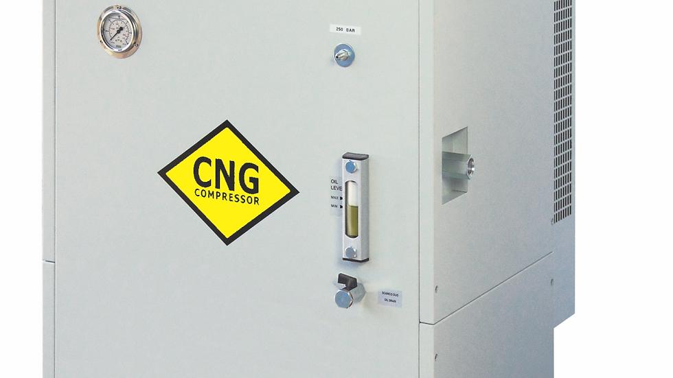 Compressor T-7 CNG