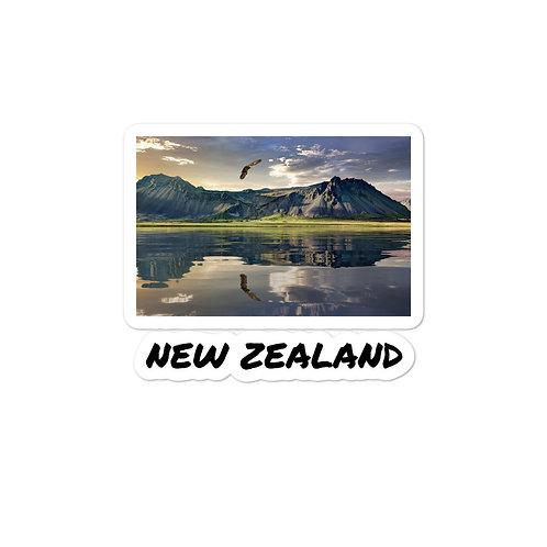 Bubble-free stickers - NEW ZEALAND