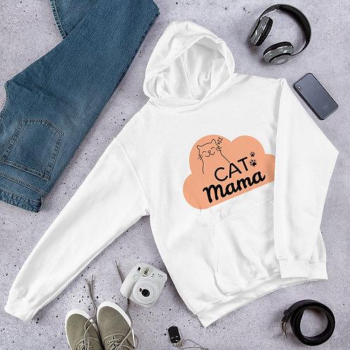 Unisex Hoodie - Cat Mama