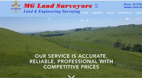 Recommendation: MG Land Surveyors Pty Ltd - Rank - 5 Great! (District: VIC)