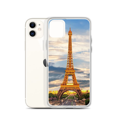 iPhone Case - Paris